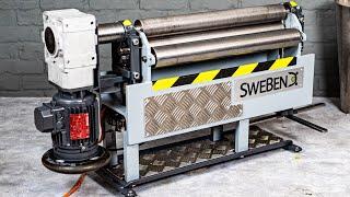 Станок для гибки листового металла - Изготовление профессионального Листогиба