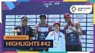 Asian Games 2018 Highlights #42