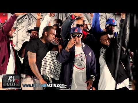 DJ Khaled Ft. T-Pain, Lil Wayne, Rick Ross, Plies - Welcome to my Hood - Behind the Scenes