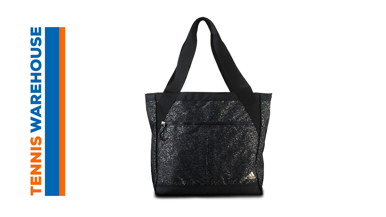40a487bac3e0 adidas Fearless Tote Bag - YouTube
