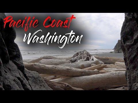 Trip to Ruby Beach in Washington! | vlog #005