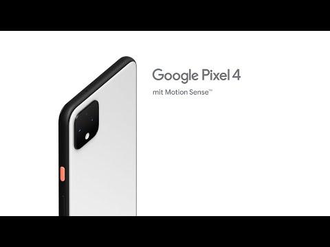 Google Pixel 4 – Motion Sense