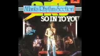 ATLANTA RHYTHM SECTION So Into You