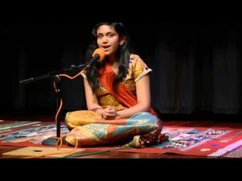 Tanisha Joshi singing Indrayani Kathi
