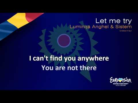 "Luminita Anghel & Sistem - ""Let Me Try"" (Romania)"