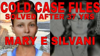 COLD CASE FILE EP8 - Mary Silvani