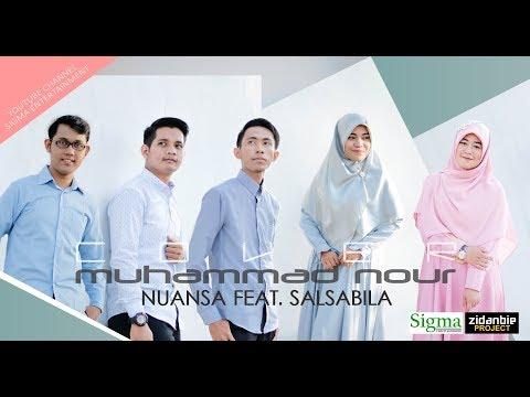 Muhammad Nour - Harmony Band ( Cover by Nuansa feat Salsabila Nasheed )