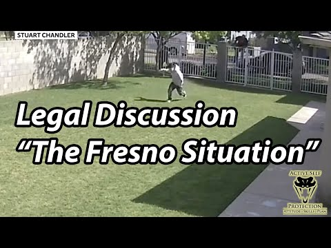 [Legal Discussion] The Fresno OIS