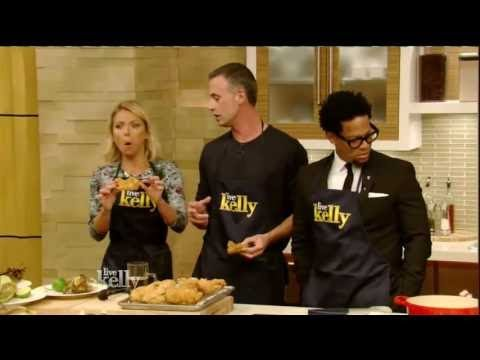 Freddie Prinze Jr interview Live! With Kelly co-host D.L. Hughley (June 06, 2016) 6/6/16