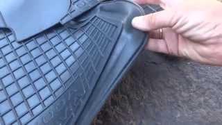 Качественные черные резиновые коврики на Skoda A7, автогум(http://autochehol.com.ua/index.php?view=product&id=8305 Высококачественные резиновые коврики, для салона Вашего автомобиля. Данные..., 2014-09-22T12:03:51.000Z)
