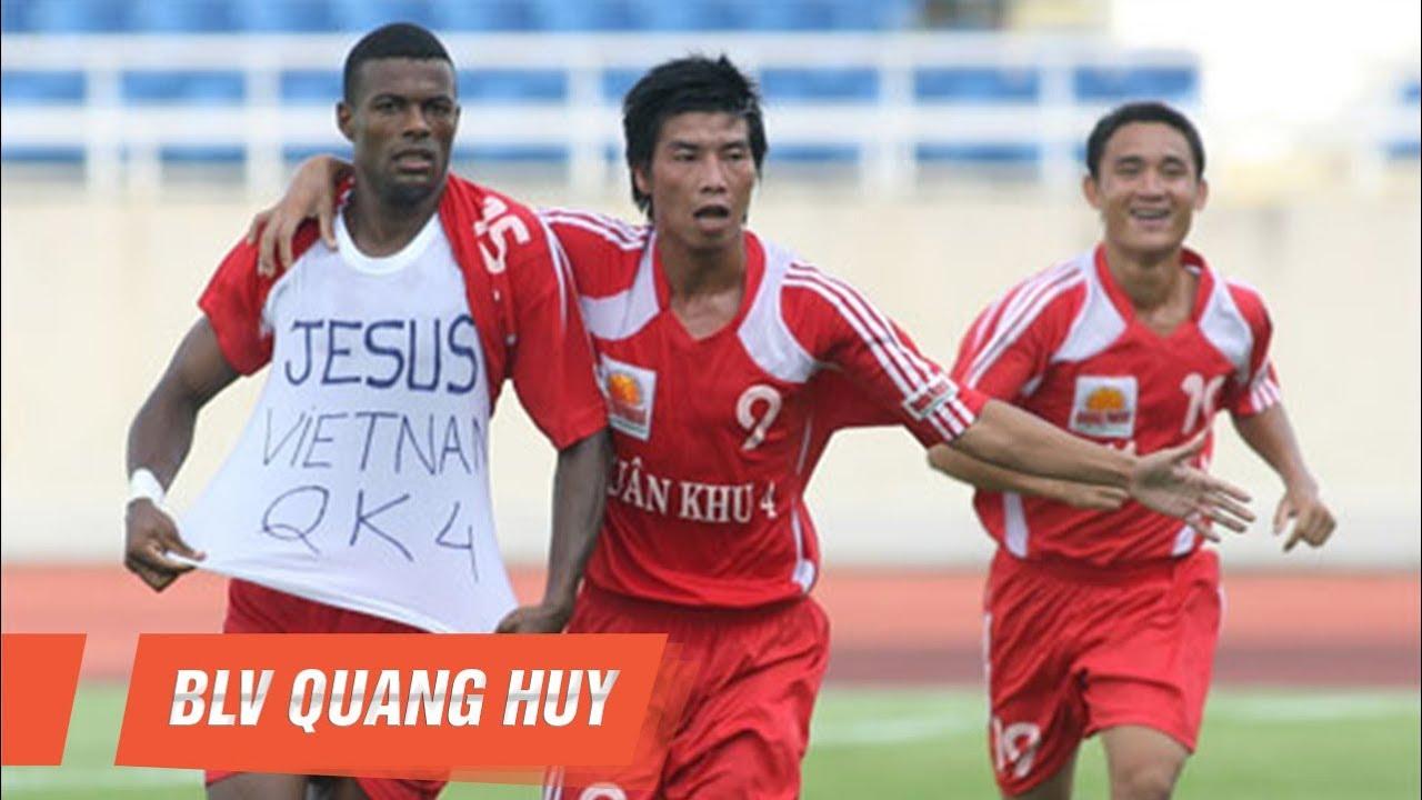 FULL | V.League 2009 | Lazaro toả sáng giúp QK4 quật ngã Hà Nội T&T ngay tại sân Hàng Đẫy