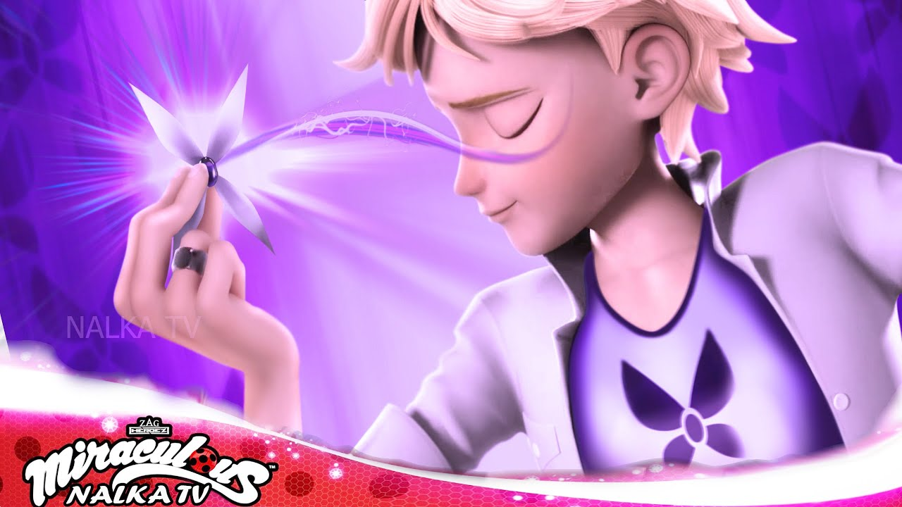 Download 🐞Adrian's New Transformation MIRACULOUS | SEASON 4 |🐞Hawk Moth Ladybug and Cat Noir (Fanmade)