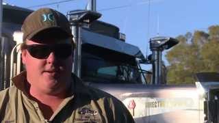 Extreme Truckers with Limited edition Kenworth T909 Director