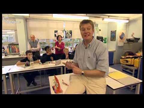 Teachers TV: Sub-Zero Teachers Surviving Antarctica