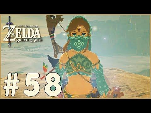 Zelda: Breath Of The Wild  Lady Link! 58