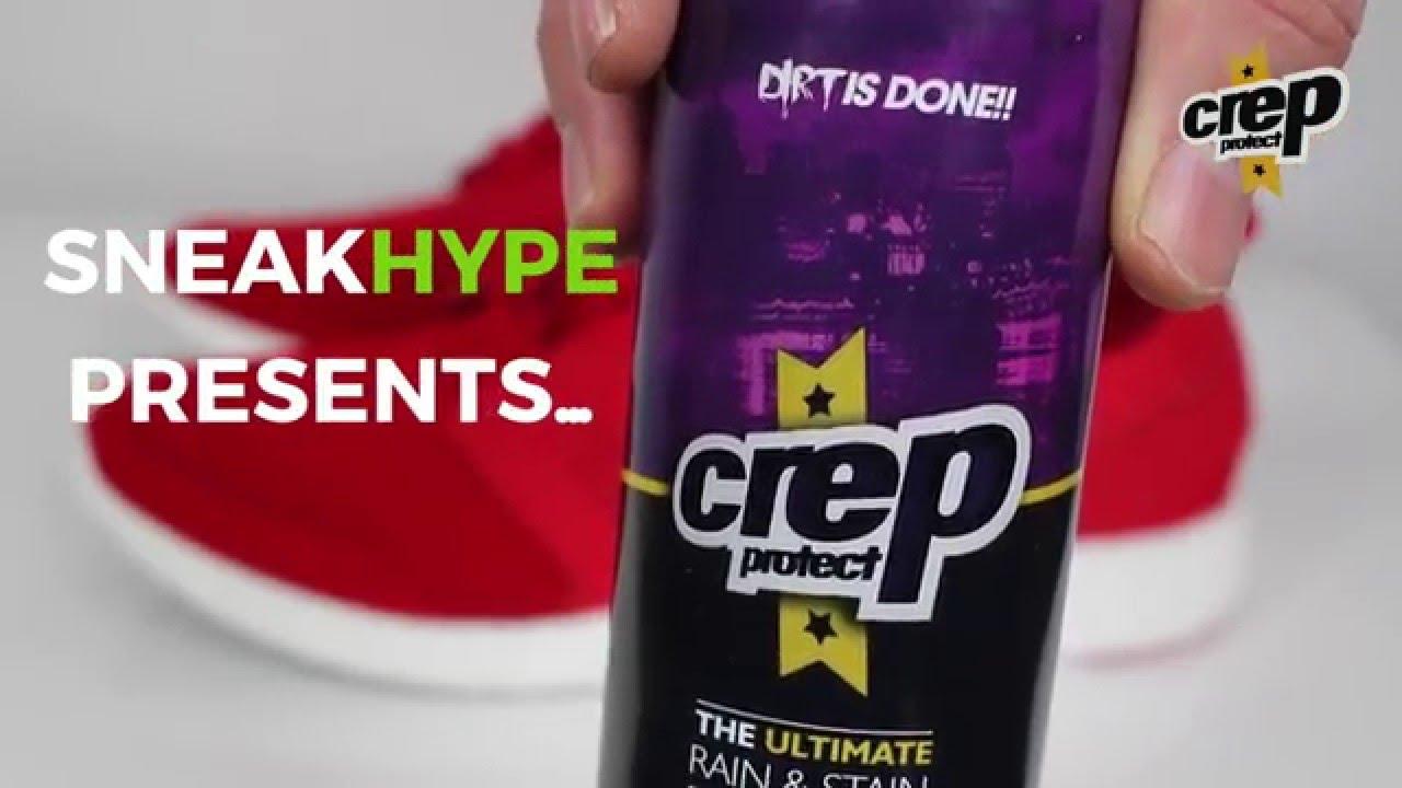 9ba4cf9d2fb67 Crep Protect Review - Sneaker Protector Spray - YouTube
