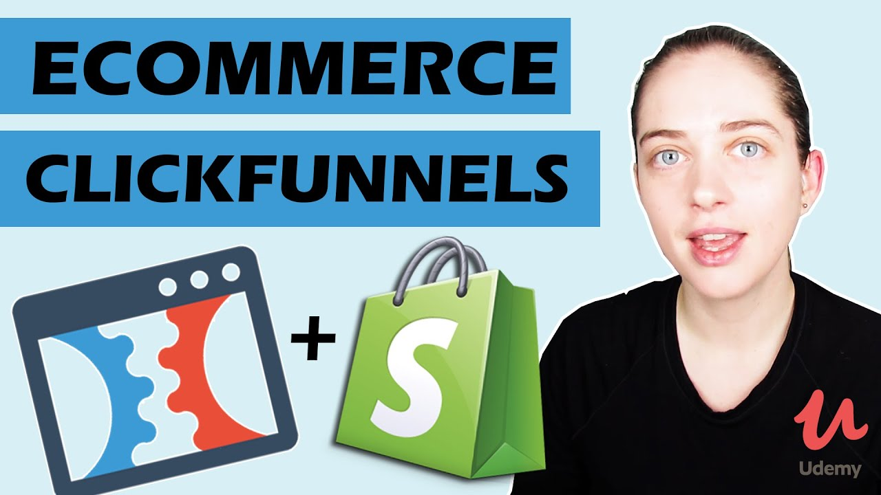 eCommerce Business 2019 Complete Course - Shopify, Clickfunnels, AliExpress, Facebook Ads