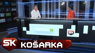 Ilija Kovačić i Vlada Kuzmanović o Danilovićevoj Konferenciji i Srpskoj Košarci   SPORT KLUB Košarka