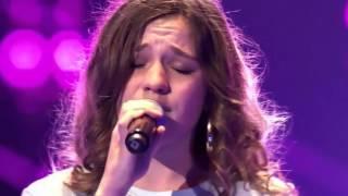 13-Year Old Lola SINGS LIKE Ariana Grande - Problem Song - Shocking