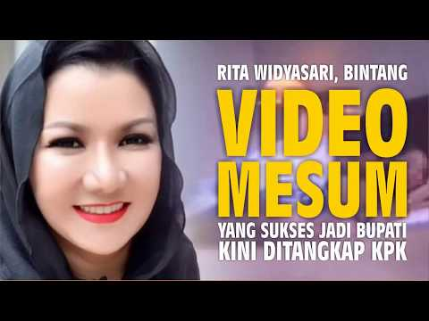 Viral... Video Skandal Rita Widyasari Bintang VIDEO MESUM Part 1