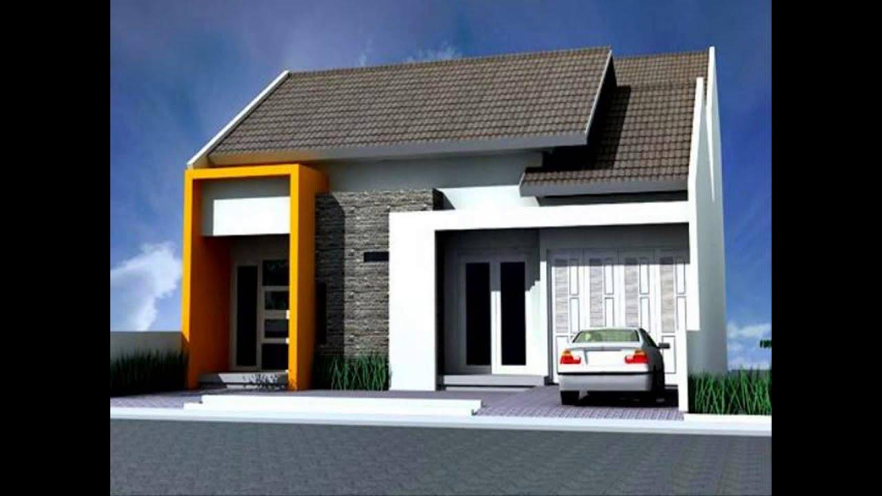 Arsitektur Rumah Minimalis Tropis Rumah Minimalis Tropis Ruko