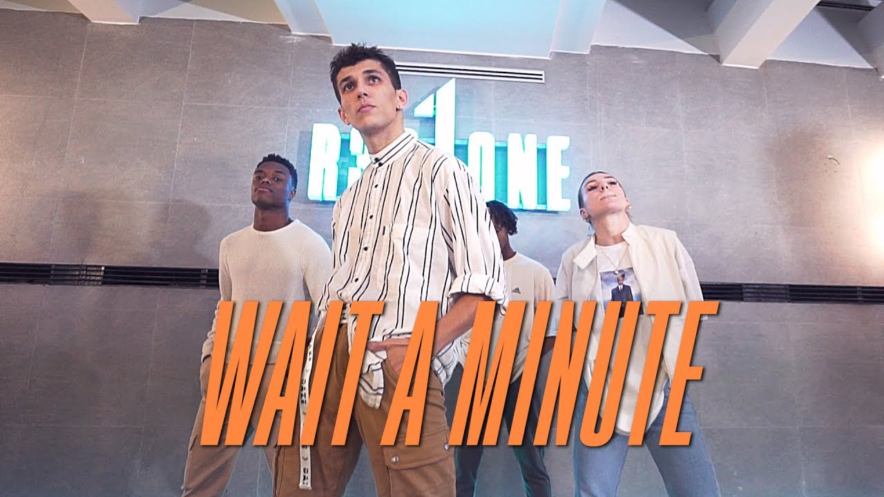 "Willow Smith ""WAIT A MINUTE"" Choreography by Malik Zaryraty"