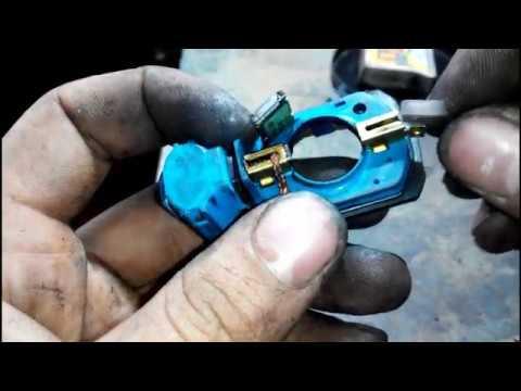Как снять моторчик стеклоподъемника на шевроле лачетти видео