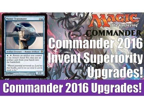 Building A Mayael Commander Deck