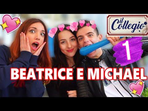Quanto conosce Michael del Collegio 3 la sua fidanzata Beatrice