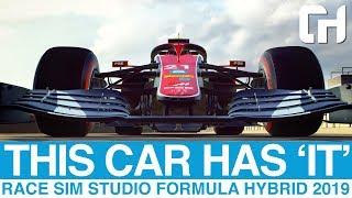 "This Car Has ""it"" - Race Sim Studio Formula Hybrid 2019 [Review]"