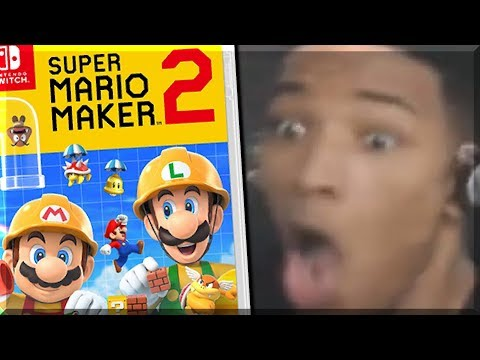 Super Mario Maker 2 is Driving Fans INSANE! (Here's What's New)