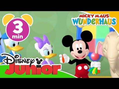 Schön Minnies Geburtstag   Micky Maus Wunderhaus | Disney Junior Kurzgeschichten