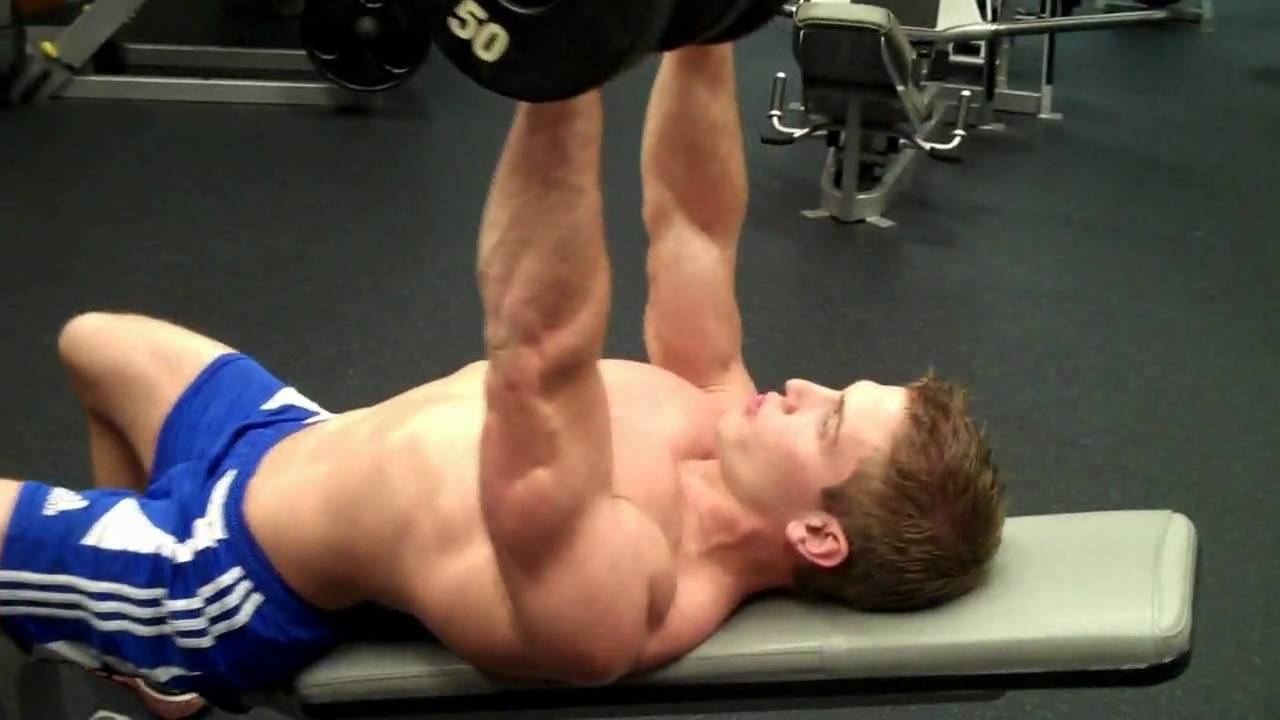 how to dumbbell incline chest press youtube