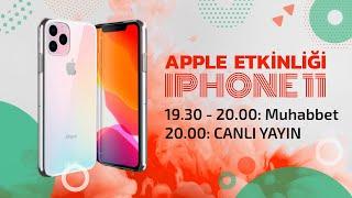 iPhone 11 CANLI YAYINI