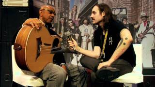 NAMM 2011: John B Williams Interview