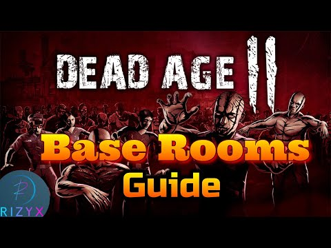 Dead Age 2 Tips | Base Guide (Zombie Survival RPG) |