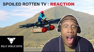 Introducing the Kitty Hawk Flyer - Reaction - Trending thumbnail