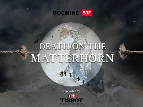 Smrt na Matterhornu
