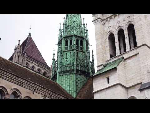 ELVETIA - Lausanne si Geneva