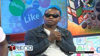 #theTrend: TimmyTdat, Arrow Bwoy talk about 'Mary Jane'