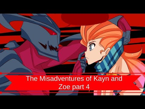 The Misadventures of Kayn and Zoe Part 4  League of Legends Comic Dub