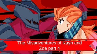 The Misadventures of Kayn and Zoe Part 4 - League of Legends Comic Dub