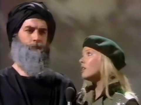 Not The Nine O'Clock News - The Ayatollah Song