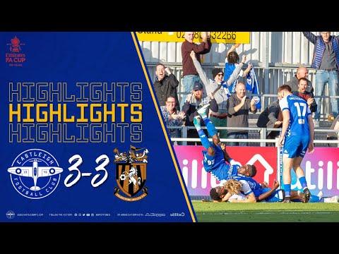 Eastleigh Folkestone Goals And Highlights