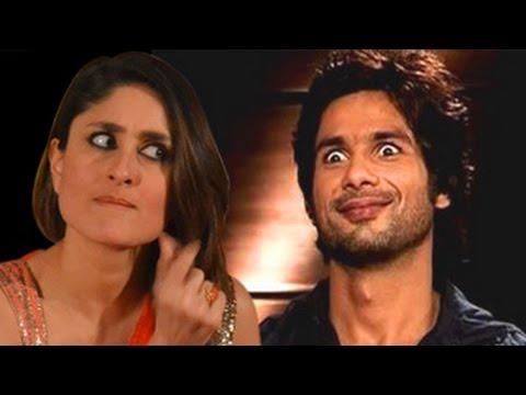 Shahid Kapoor BACK in ex girlfriend Kareena Kapoor's LIFE ... Shahid Kapoor Girlfriend Now