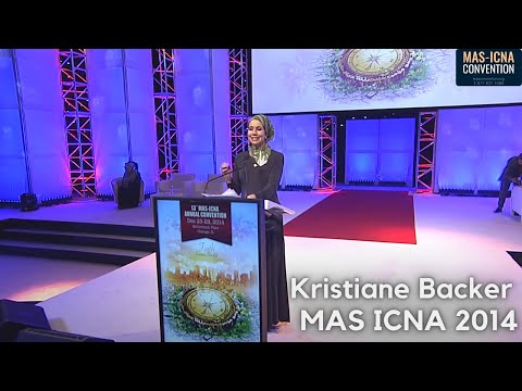 Kristiane Backer | MAS ICNA 2014