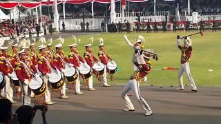 AKADEMI KEPOLISIAN Drum Corps 47 SATRYO PAMBUDI LUHUR