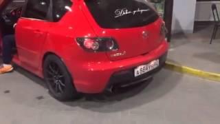 Mazda 3 Mps отсечка