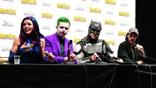 How to Be a YouTube Star | MELF & Sean Ward Show Panel at MegaCon!