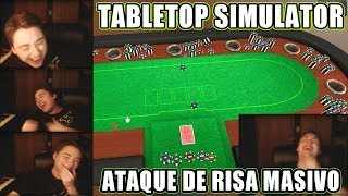 ATAQUE DE RISA MASIVO - Tabletop Simulator